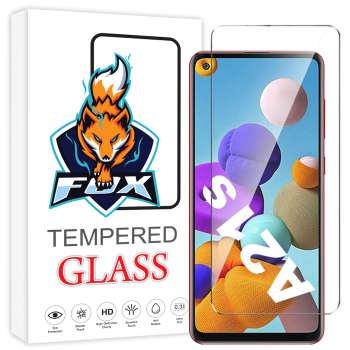 محافظ صفحه نمایش فوکس مدل PR001 مناسب برای گوشی موبایل سامسونگ Galaxy A21s