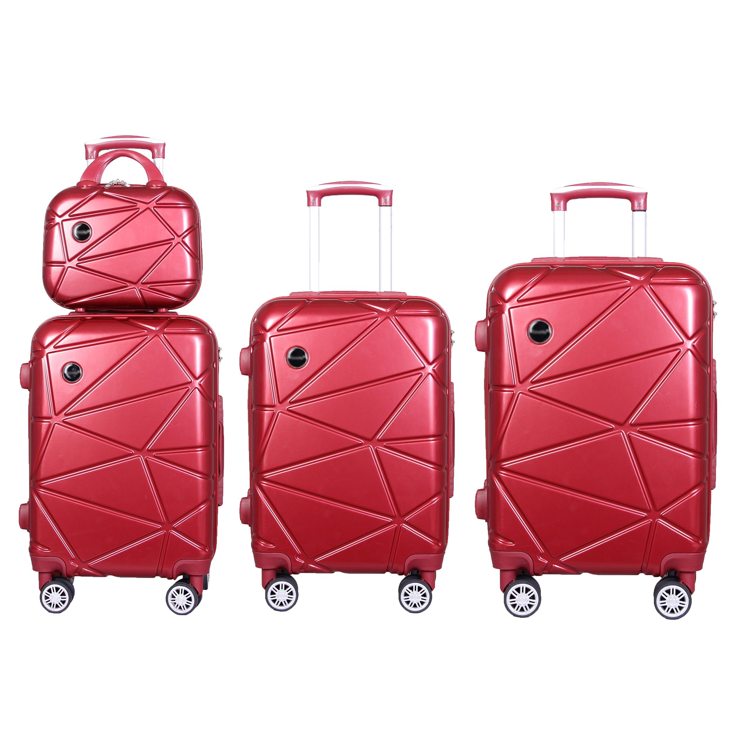 مجموعه چهار عددی چمدان مدل R1924