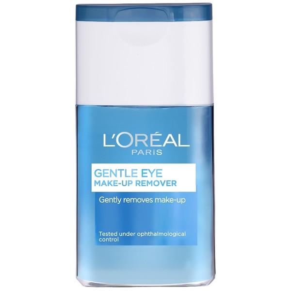 پاک کننده آرایش چشم لورآل مدل Gentle حجم 125 میلی لیتر