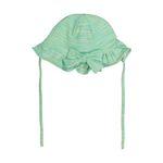 کلاه نوزادی دخترانه فیورلا کد 40010