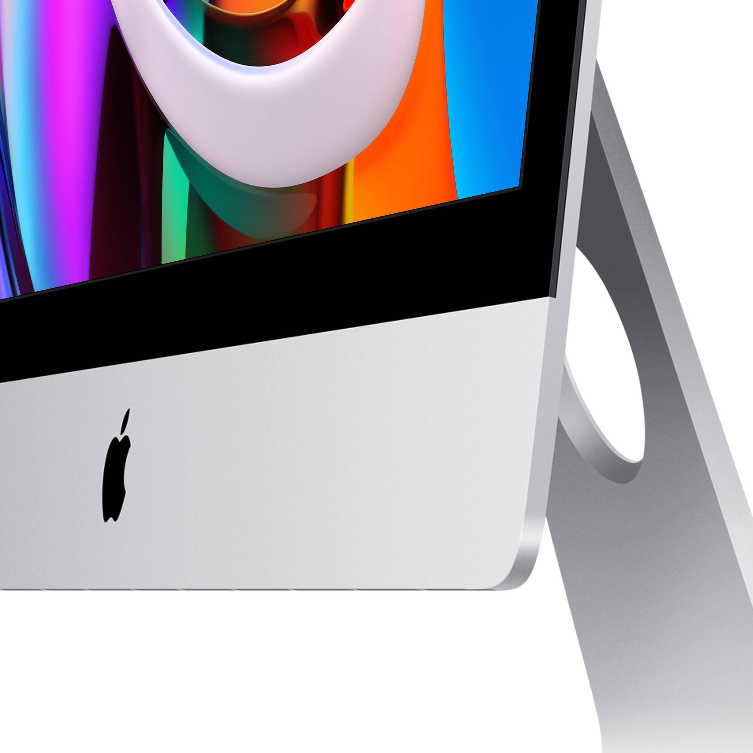 کامپیوتر همه کاره 27 اینچی اپل مدل iMac MXWT2 2020 با صفحه نمایش رتینا 5K  main 1 2
