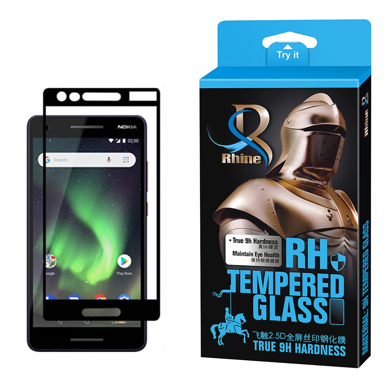 خرید                     محافظ صفحه نمایش راین مدل R_9 مناسب برای گوشی موبایل نوکیا 2.1