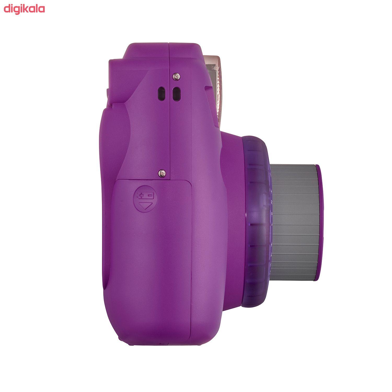 دوربین عکاسی چاپ سریع فوجی فیلم مدل Instax Mini 9 Clear main 1 18