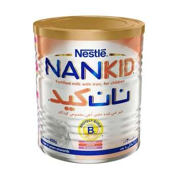 شیر غنی شده نستله سری نان کید - 400 گرم