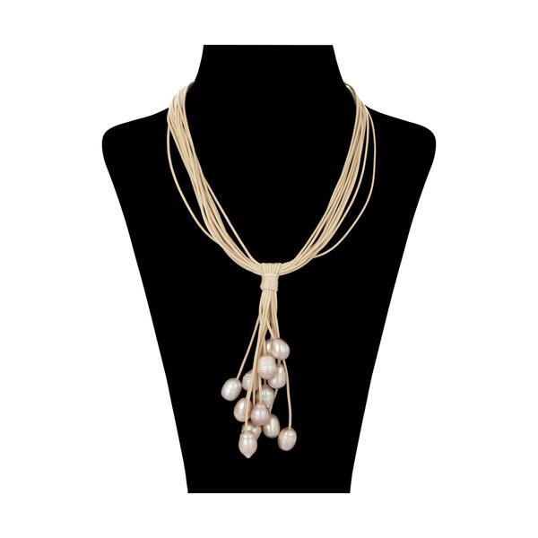 گردنبند طلا 18 عیار زنانه مایا ماهک مدل MM1281