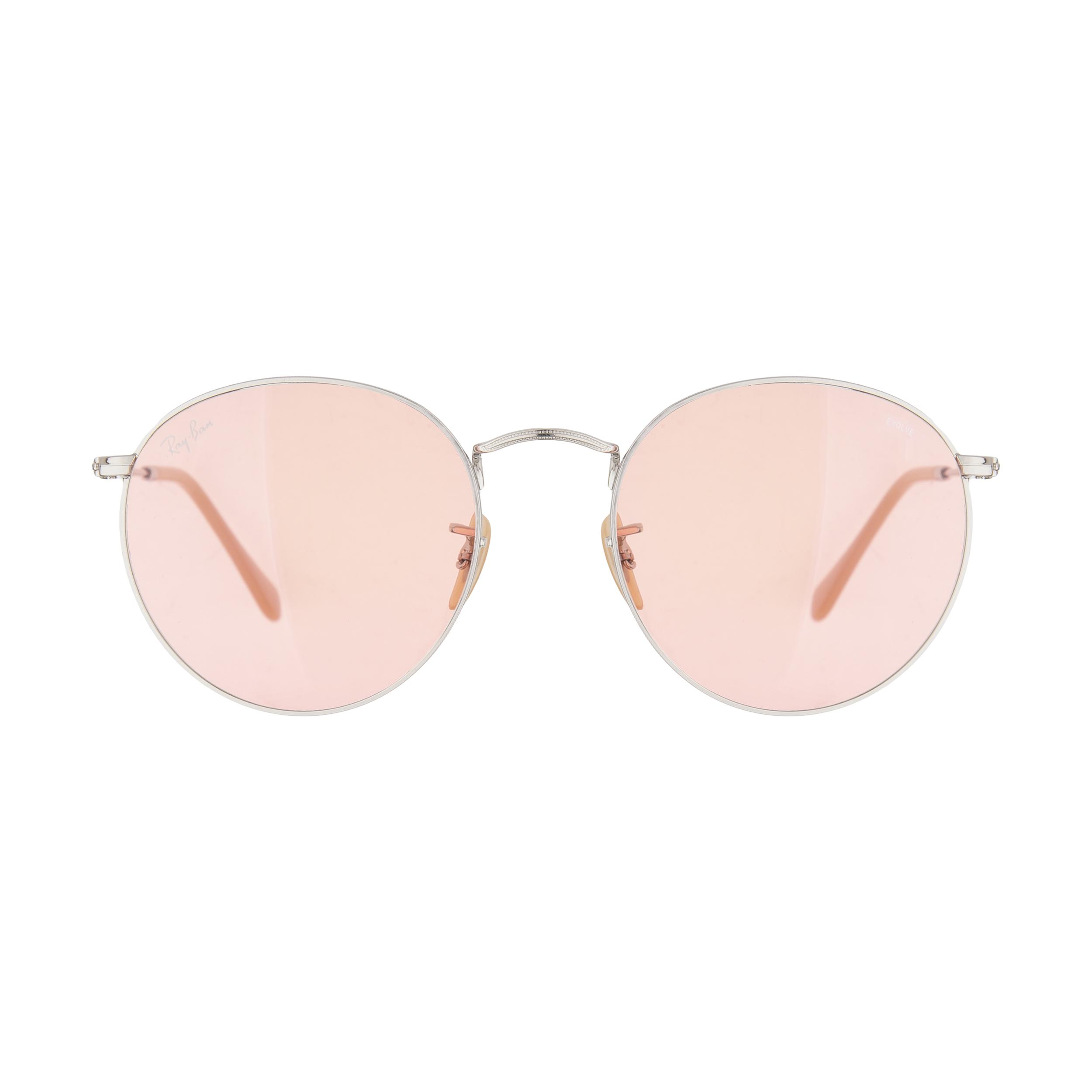 عینک آفتابی ری بن مدل RB3447S 9065V7 53