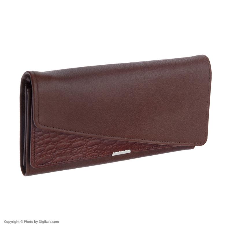 کیف پول زنانه چرمیران مدل 6059704
