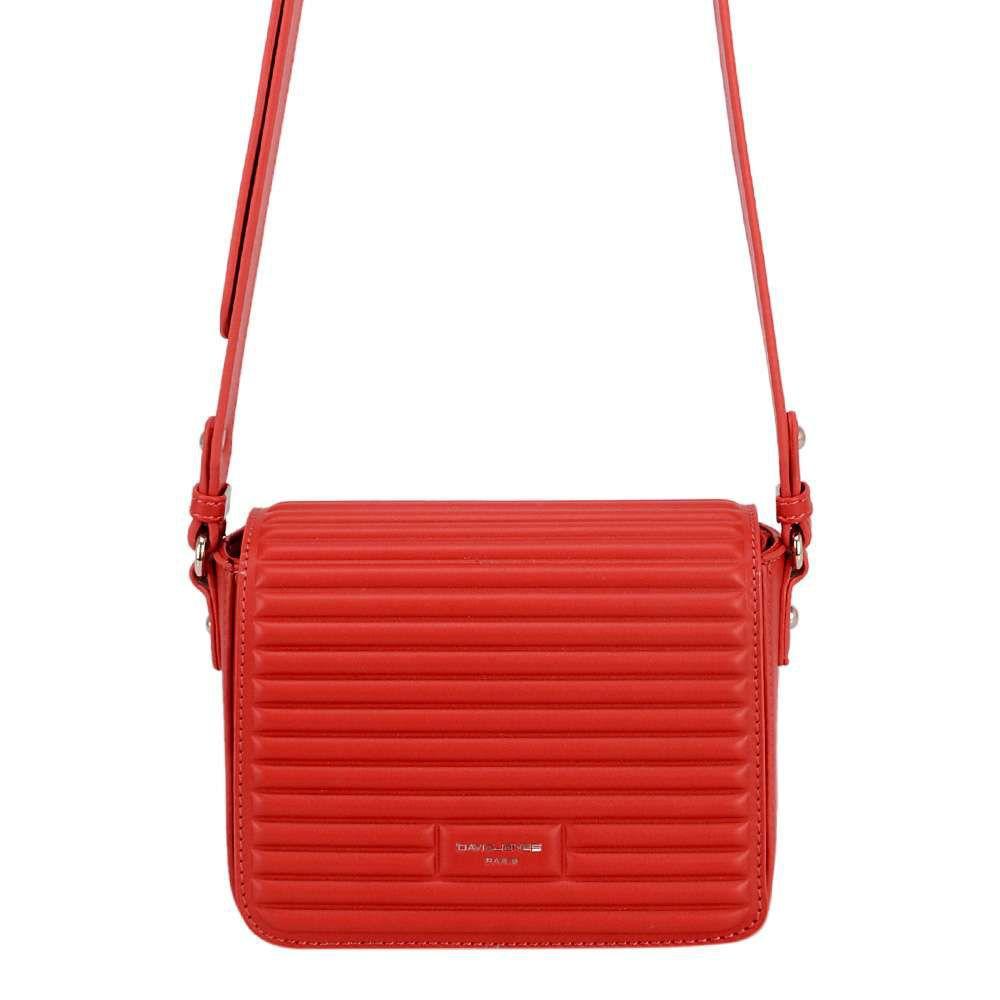 کیف رو دوشی زنانه دیوید جونز مدل 6275-1  -  - 7