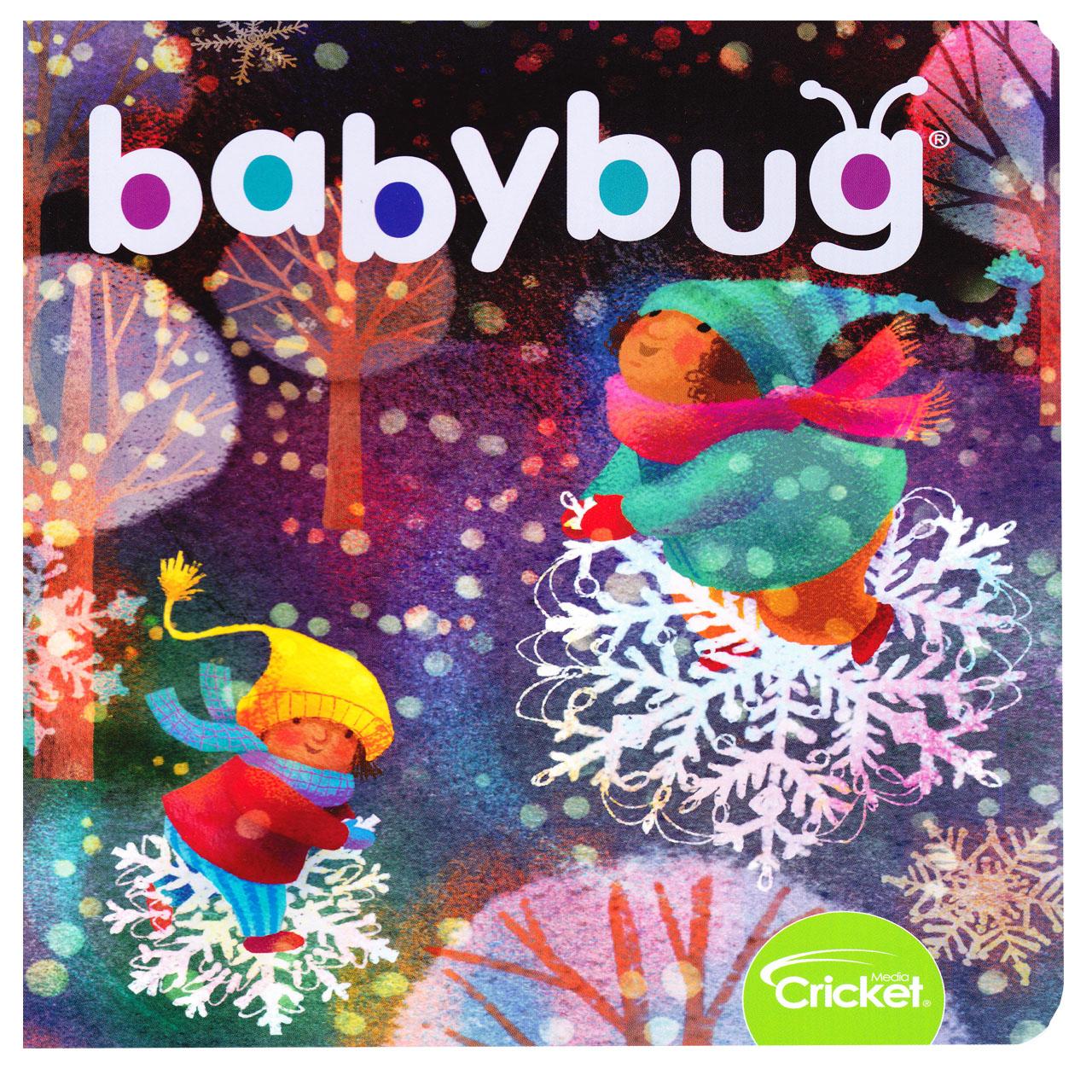 مجله Babybug دسامبر 2019