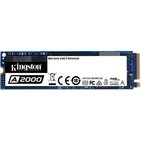 اس اس دی کینگستون مدل A2000 NVMe PCIe ظرفیت 1 ترابایت
