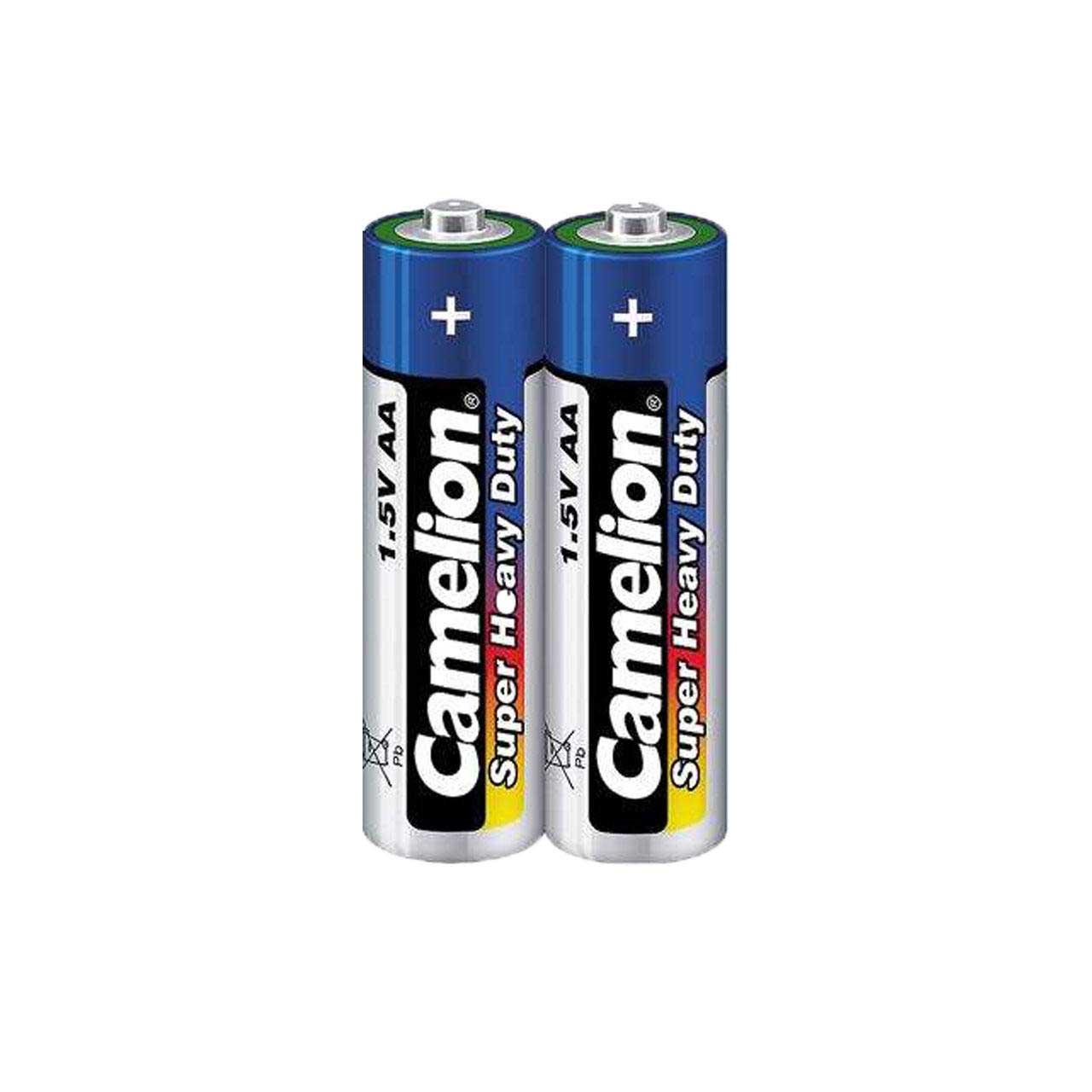 باتری قلمی کملیون مدل Super Heavy Duty کد 5251 مجموعه 120 عددی