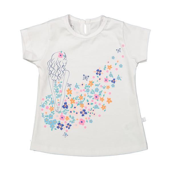 تی شرت دخترانه جیبیجو کد 3039