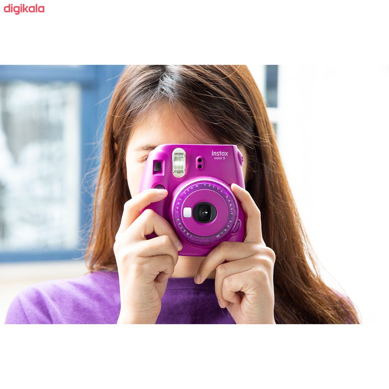 دوربین عکاسی چاپ سریع فوجی فیلم مدل Instax Mini 9 Clear main 1 38