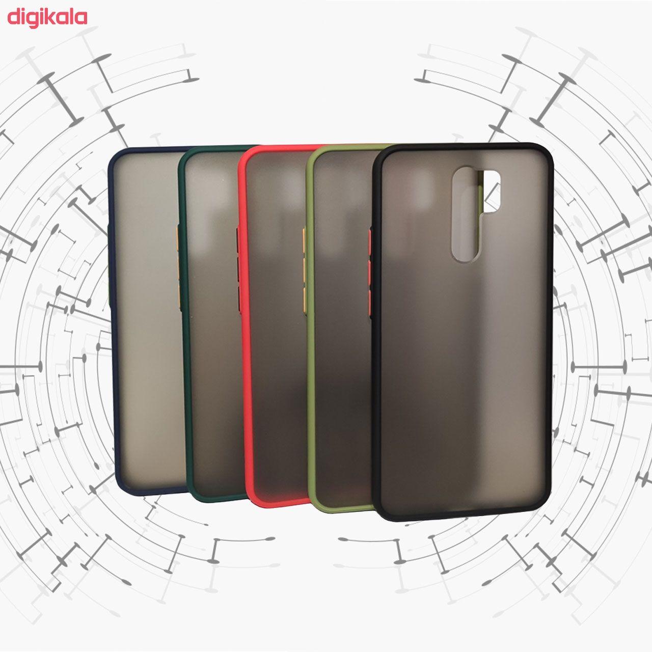 کاور مدل PM مناسب برای گوشی موبایل شیائومی Redmi 9 main 1 4