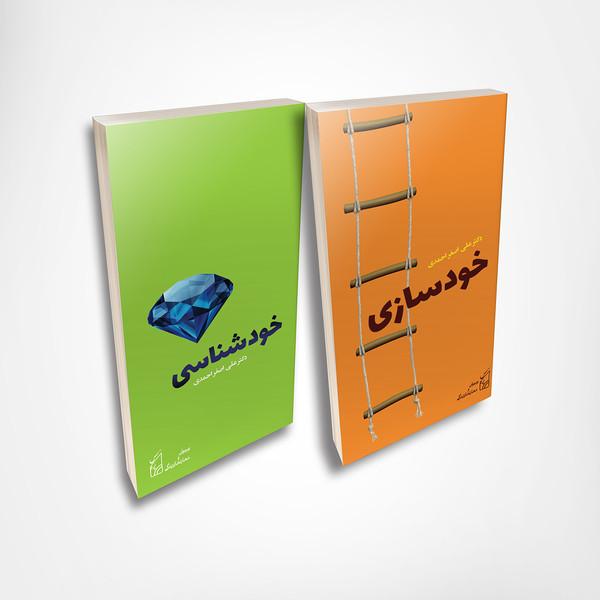 کتاب مهارت های زندگی اثر دکتر علی اصغر احمدی انتشارات پرکاس 2 جلدی