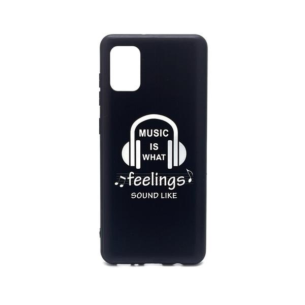 کاور کد a31-6 مناسب برای گوشی موبایل سامسونگ Galaxy A31