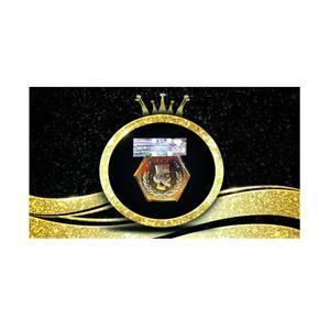شمش طلا 18 عیار مدل تاج