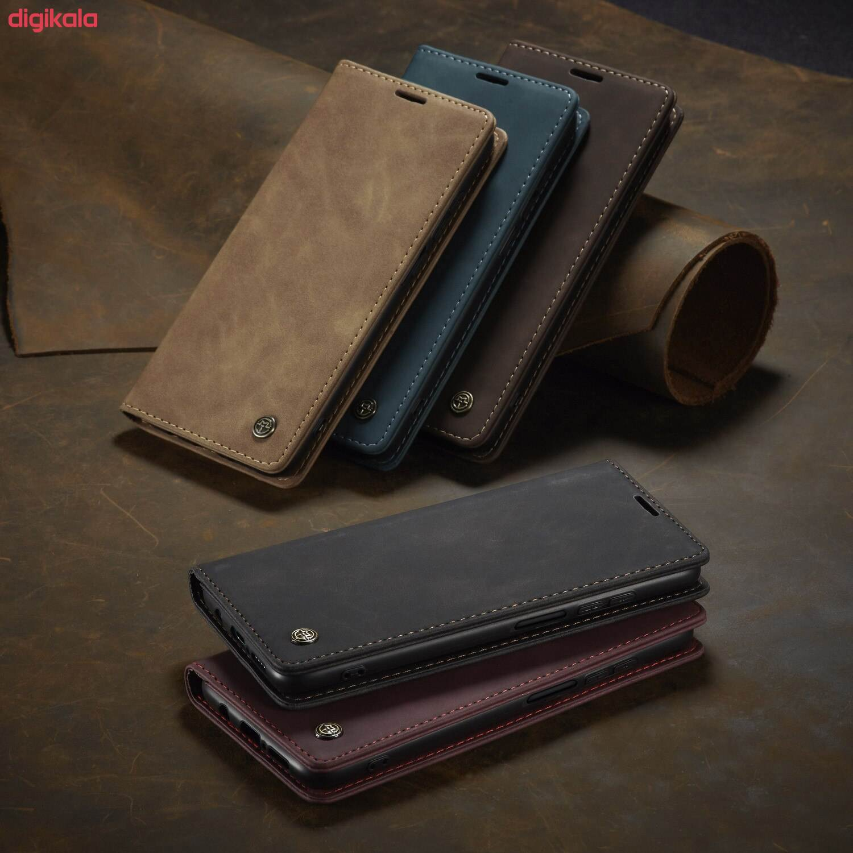 کیف کلاسوری کیس می مدل Vintage-013 مناسب برای گوشی موبایل شیائومی Redmi Note 8 Pro main 1 6