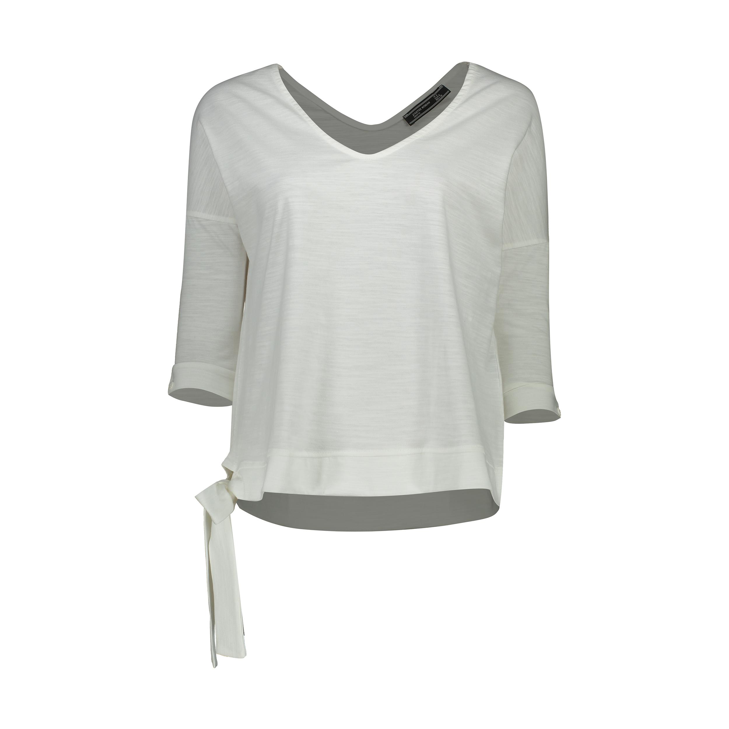 تی شرت زنانه زانتوس مدل 98385-01