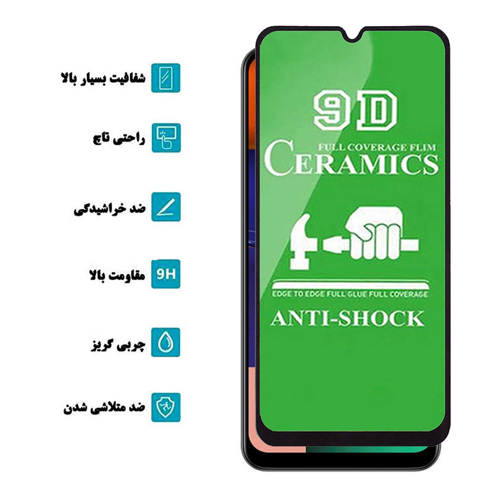 محافظ صفحه نمایش گودزیلا مدل GGCR-01 مناسب برای گوشی موبایل هوآوی Y9 Prime 2019 بسته 3 عددی main 1 1