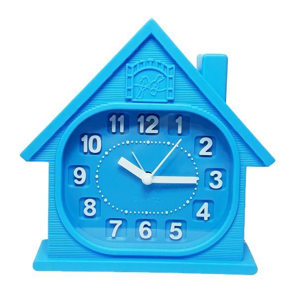 ساعت رومیزی طرح کلبه کد 8069