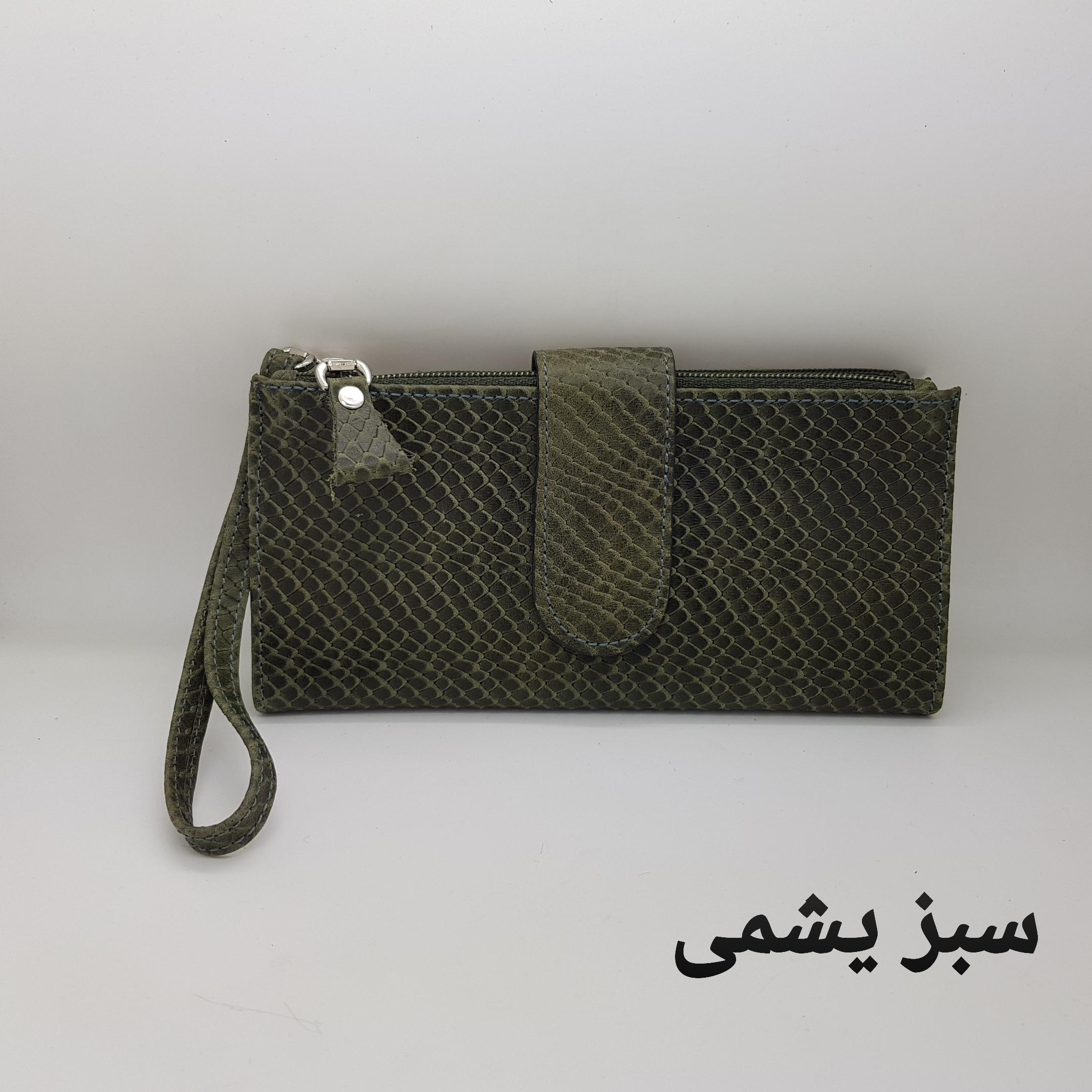 کیف پول زنانه چرم دیاکو کد327 -  - 17
