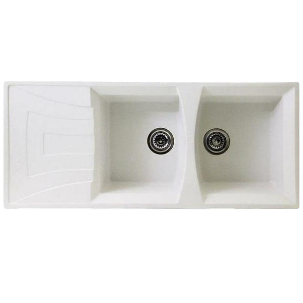 سینک ظرفشویی مدل 0123 توکار