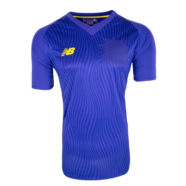 تی شرت ورزشی پسرانه نیو بالانس مدل JT830385NAB
