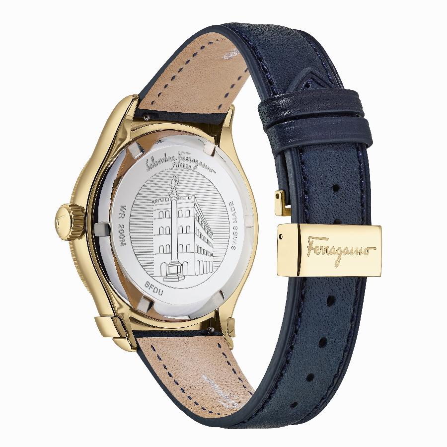 ساعت مچی عقربهای مردانه سالواتوره فراگامو مدل SFDU002 19