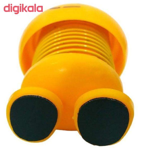 خرید اینترنتی با تخفیف ویژه عروسک فنری طرح ایموجی کد 30