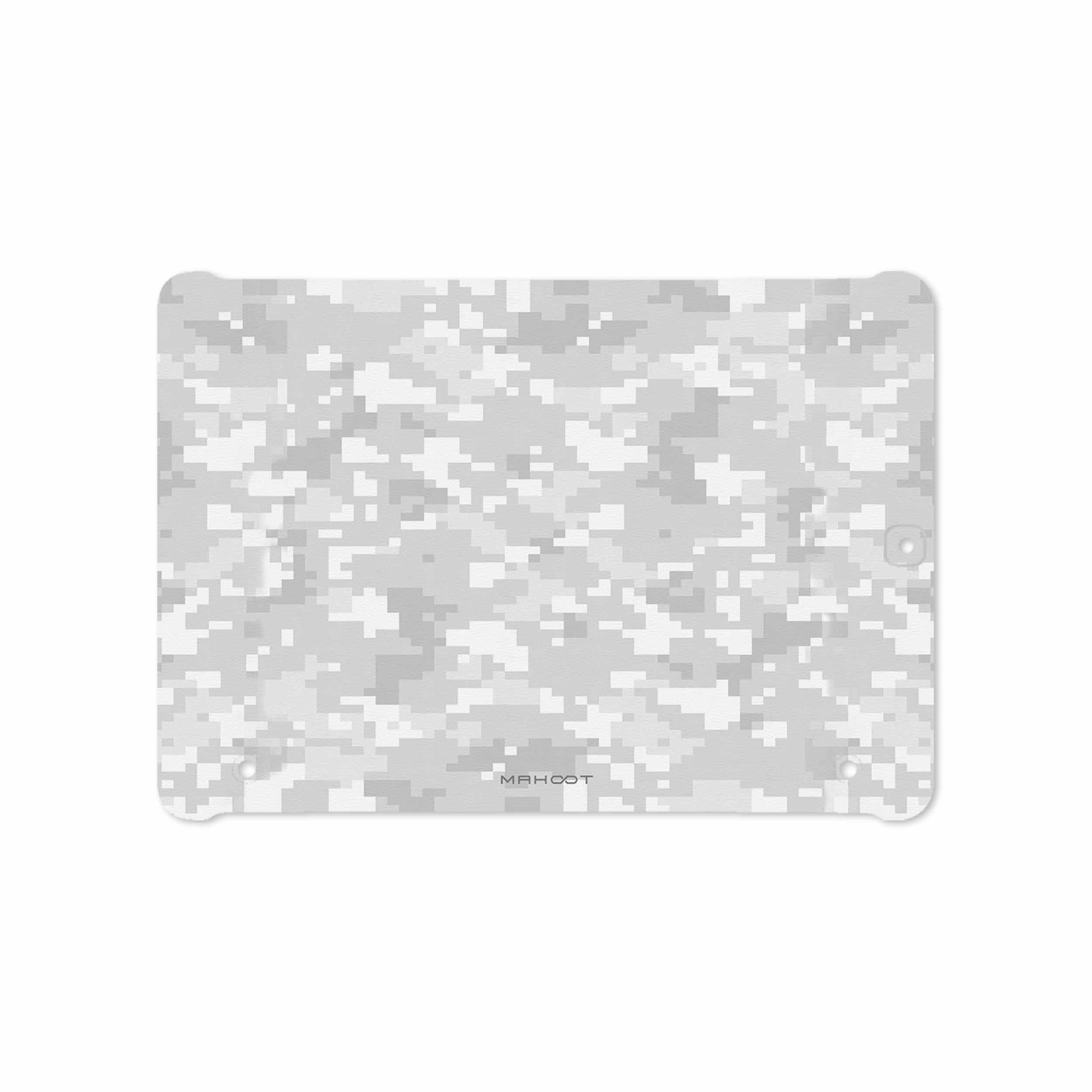 بررسی و خرید [با تخفیف]                                     برچسب پوششی ماهوت مدل Army-Snow-Pixel مناسب برای تبلت سامسونگ Galaxy Tab S2 9.7 2015 T810                             اورجینال