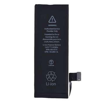 باتری موبایل مدل 07217-616 ظرفیت 1560میلی آمپر ساعت مناسب برای گوشی موبایل اپلIphone 5S
