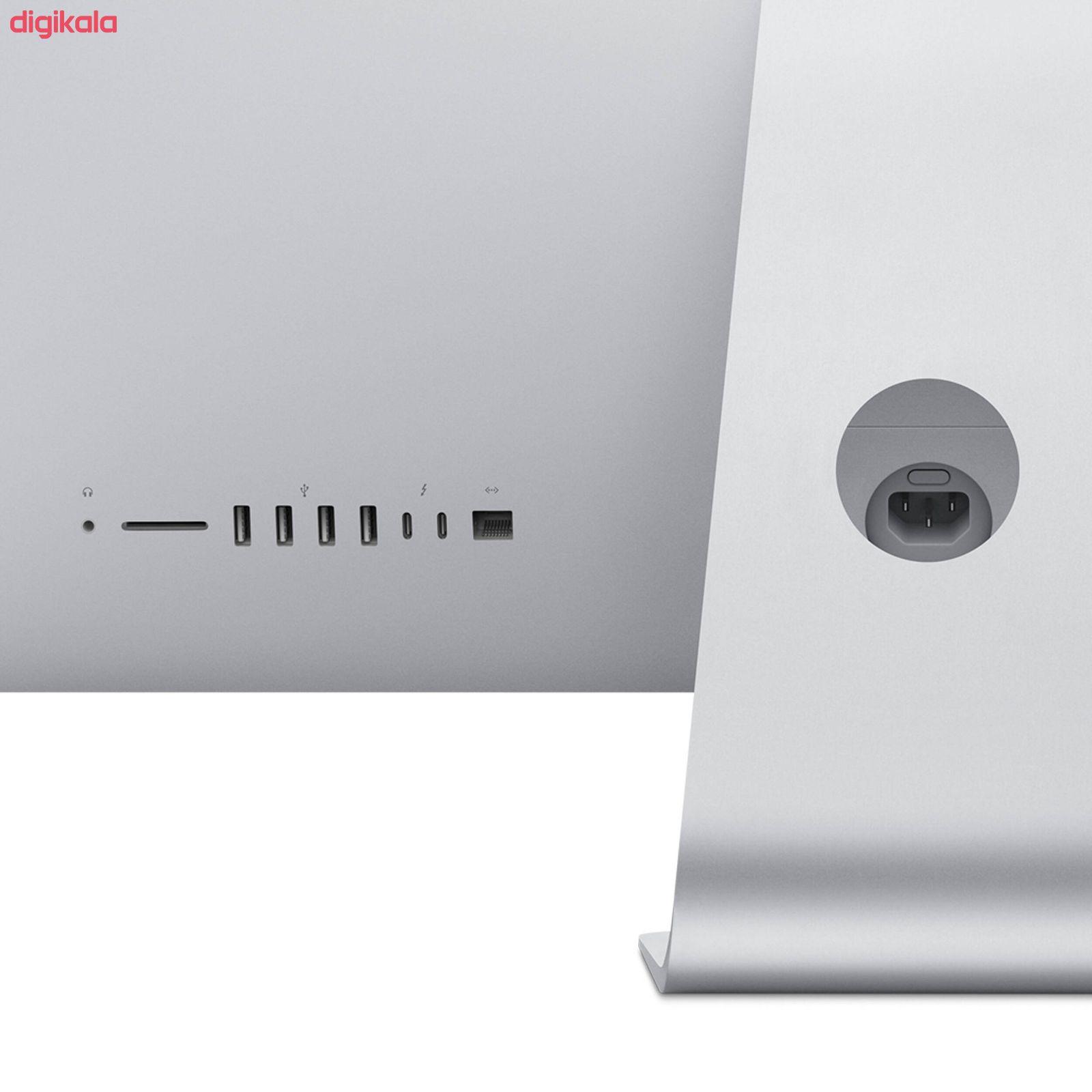 کامپیوتر همه کاره 27 اینچی اپل مدل iMac MXWT2 2020 با صفحه نمایش رتینا 5K  main 1 3