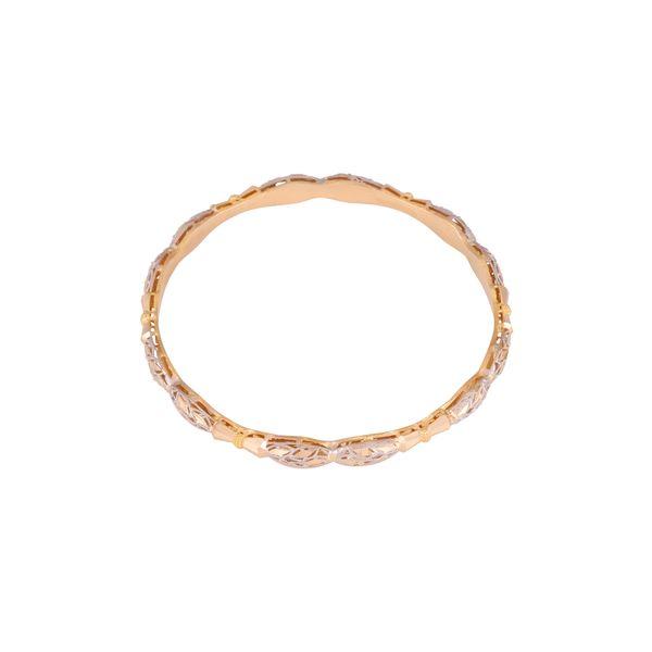النگو طلا 18 عیار زنانه کد G897