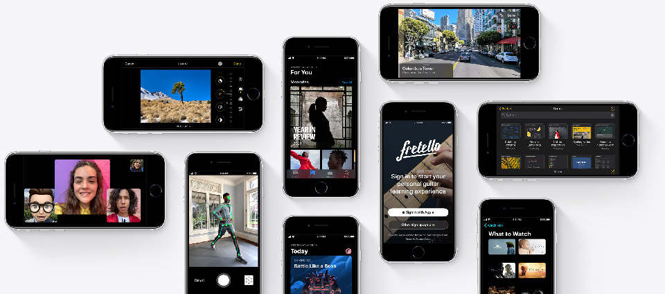 گوشی موبایل اپل Apple iPhone SE2 256GB