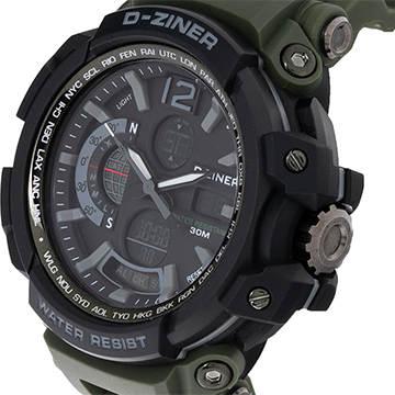 ساعت مچی عقربه ای مردانه دیزاینر مدل D-Z7009