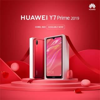 گوشی موبایل هوآوی Y7 Prime 2019