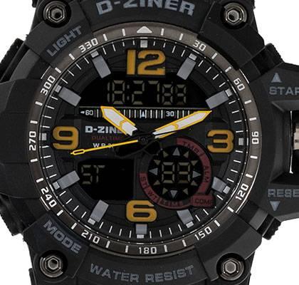ساعت مچی عقربه ای مردانه دیزاینر مدل D-Z7015 3