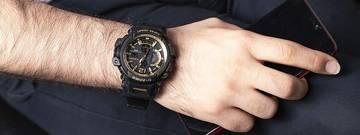 ساعت مچی عقربه ای مردانه دیزاینر مدل D-Z7004 3