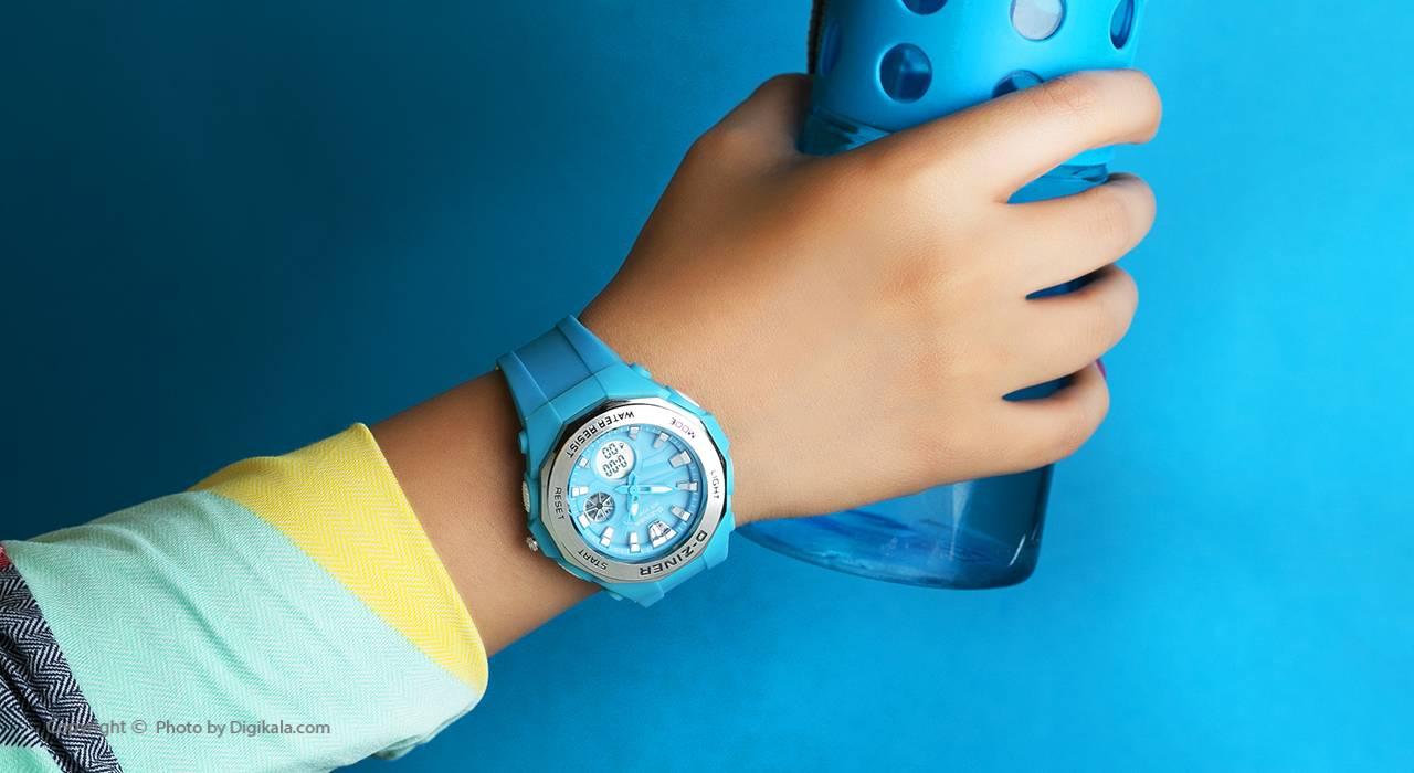 ساعت مچی عقربه ای زنانه دیزاینر مدل D-Z7022 2