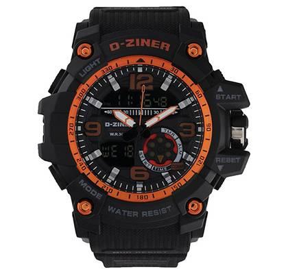 ساعت مچی عقربه ای مردانه دیزاینر مدل D-Z7013 2