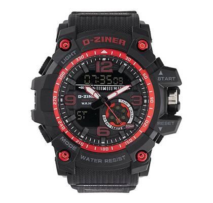 ساعت مچی عقربه ای مردانه دیزاینر مدل D-Z7011 2