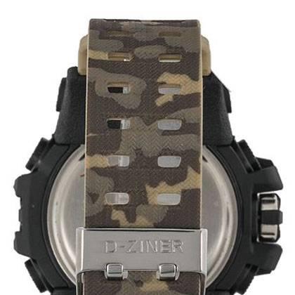 ساعت مچی عقربه ای مردانه دیزاینر مدل D-Z7008 2