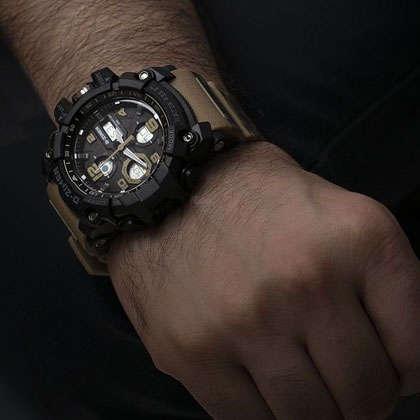ساعت مچی عقربه ای مردانه دیزاینر مدل D-Z7008 3