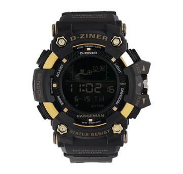 ساعت مچی دیجیتال مردانه دیزاینر مدل D-Z7057 2