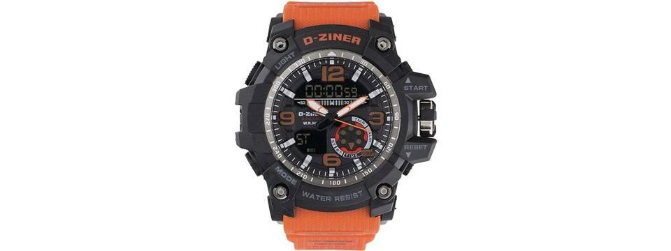 ساعت مچی عقربه ای مردانه دیزاینر مدل D-Z7006 2