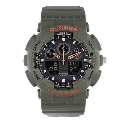 ساعت مچی عقربه ای مردانه دیزاینر مدل D-Z7034 2