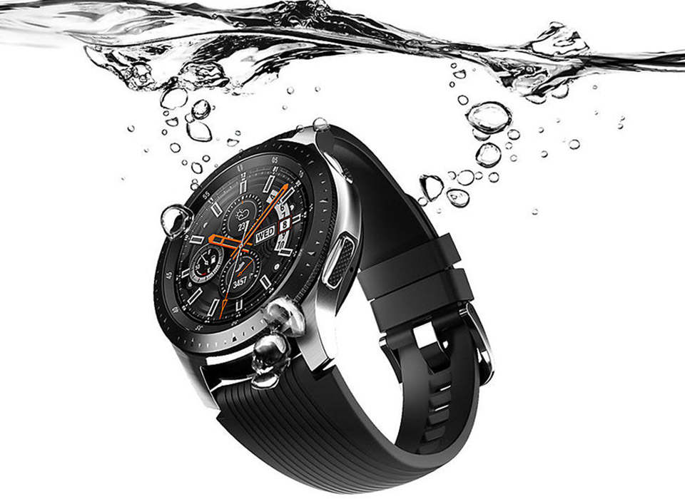 ساعت مچی هوشمند سامسونگ مدل Galaxy Watch SM-R800