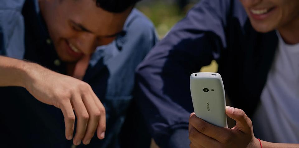 گوشی موبایل نوکیا Nokia N210 Dual SIM