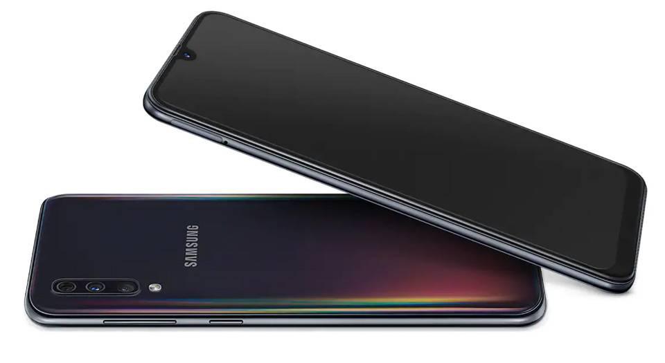 گوشی موبایل سامسونگ Samsung Galaxy A50 6/128GB